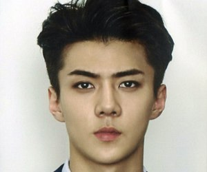 exo, sehun, and exo-k image