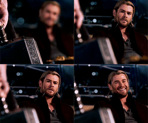 thor and Avengers image