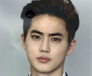 exo and suho image