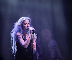 halsey, hair, and singer image