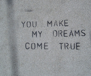 quote, dreams, and text image