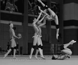 flexibility, rhythmic gymnastics, and flexible image