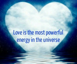 energy, heart, and sky image