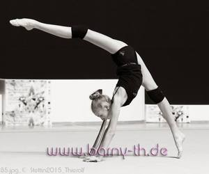 flexibility, gymnastics, and rhythmic gymnastics image