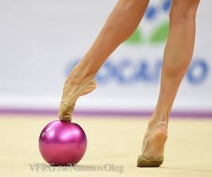 gymnastics and rhythmic gymnastics image