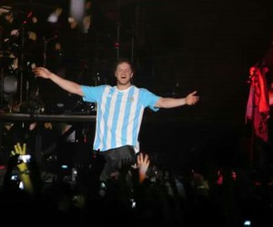 argentina, music, and imagine dragons image
