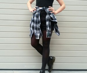 hipster, grunge, and outfit image