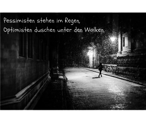 deutsch, wolken, and spruch image