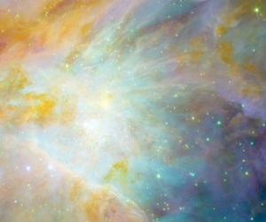 beautiful, colourful, and galaxy image