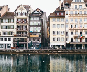 switzerland, travel, and building image