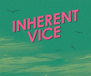 movie, poster, and inherent vice image