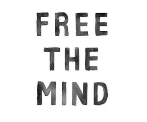 mind, free, and quote image