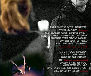 arrow, otp, and shipper image