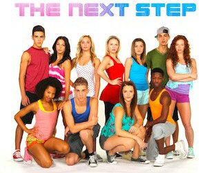 dance, next, and tv image