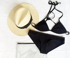 <3, bikini, and clothing image
