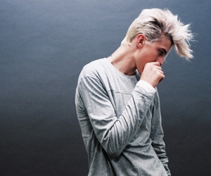 boy and lucky blue smith image