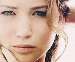 Jennifer Lawrence, hunger games, and pretty image