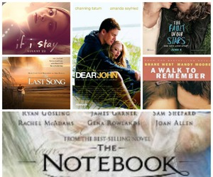 A Walk to Remember, dear john, and movies image