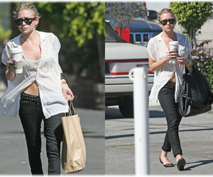 fashion, outfit, and olsen image