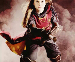 ginny weasley and harry potter image
