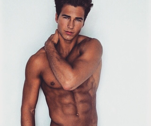 boyfriend, hair, and nic palladino image