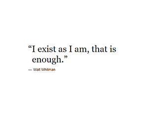 enough, exist, and free image