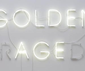 light, white, and golden image
