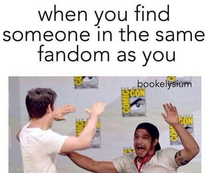 fandom, teen wolf, and funny image