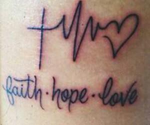 art, faith, and love image