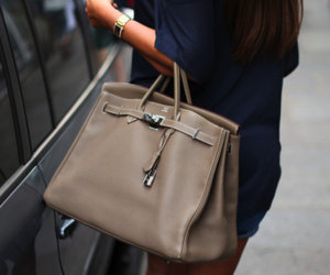 fashion, bag, and hermes image