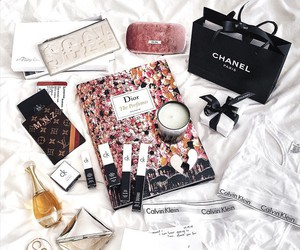 chanel, dior, and Calvin Klein image
