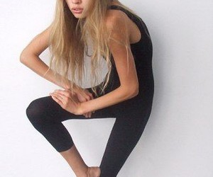 model, skinny, and thinspo image