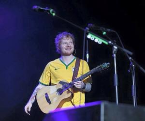 ed sheeran, brasil, and brazil image