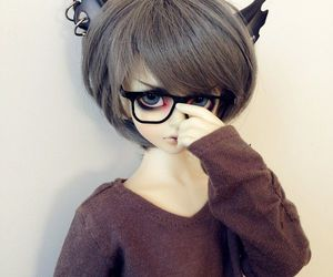ball jointed doll, luts, and bjd image