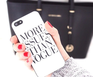 case, iphone, and vogue image