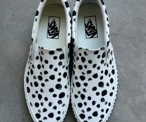 black & white, cool, and dalmatian image
