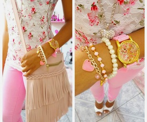 accessory, beautiful, and fashion image