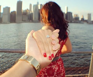 around the world, couple, and discover image