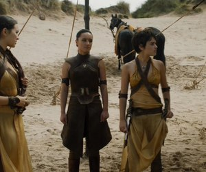 Keisha Castle-Hughes, got, and game of thrones image