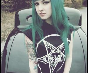 grunge, Piercings, and tumblr image