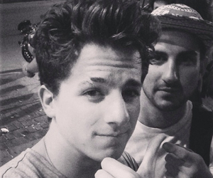 smile and charlie puth image