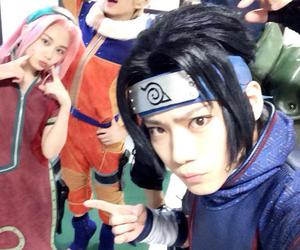 naruto and live action image