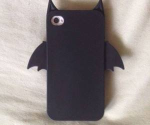 batman, iphone, and black image