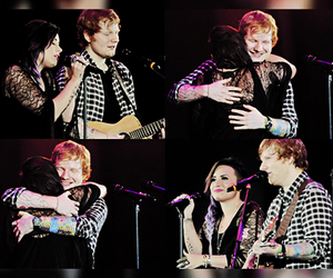 demi and ed image
