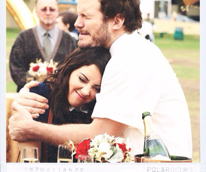 Relationship, parks and recreation, and parks and rec image