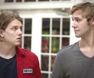finding carter, crash, and max image