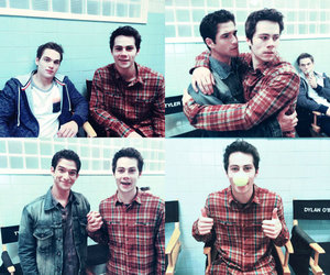 dylan o'brien, boys, and teen wolf image