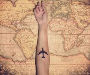 arm, inspirational, and continents image