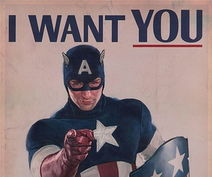 Avengers, captain america, and love this image