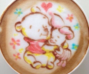 coffee and disney image